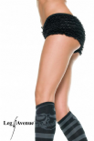 Leg Avenue Coulotte Nera | LA2985
